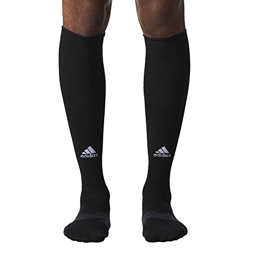 Adidas Metro IV Fußball Socken, Schwarz, 200146 (Adidas Sock Elite)