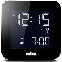 Braun BNC009BK-RC - Reloj despertador digital negro