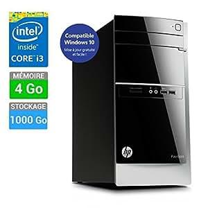 HP Pavilion Desktop 500-582nf