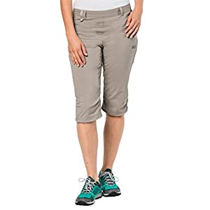Jack Wolfskin Activate Light 3/4 Pants Women