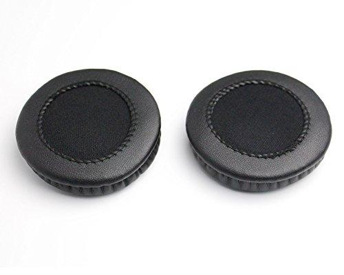 Shinecozy Premium Kopfhörer Eiweiß Leder Schaumstoff Ohr Polster, Headset Ohr Pads Ersatz Austausch Reparatur Teile(Für Universal Durchmesser 65MM)) - 4