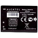 ALCATEL Original Akku CAB0400000C1 für ONE Touch 1040X Ersatzakku,, Bulk