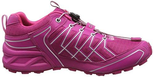 CMP Super X - Scarpe da Trail Running Donna Rosa (Scarlet H431)