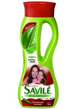 Set of Savile Chile Shampoo and Conditioner 750ml each by Savile