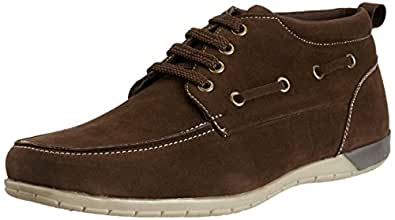 Weinbrenner Men's Raw Brown Sneakers - 11 UK (8214316)