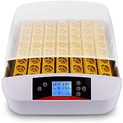 Pujuas Incubadora Huevos Automáticos 56 Huevos Digital Inteligente