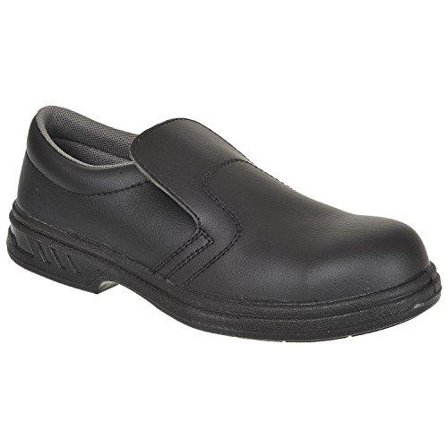 PORTWEST Chaussures de cuisine noires -S2 SRC- - - 45 - Noir