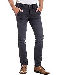 Timezone Herren Slim Hose FabianTZ 5 - pocket pants
