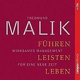 - Fredmund Malik