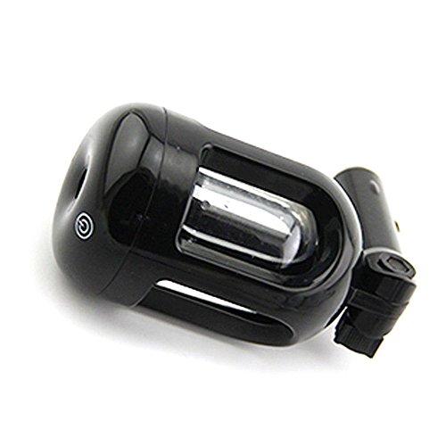 GAOHOU® Auto Luftbefeuchter Luftreiniger Luftfrischer Air Diffuser Aromatherapie Humidifier Schwarz