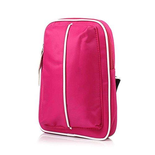 petto borsa casual da uomo/borsa in poliestere/Ms. Messenger Bag/borsa a tracolla Sport/Zaino donne coreane-B D