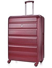 Aerolite ABS Bagage Valise Rigide Enregistrement Léger 4 roulettes 69cm