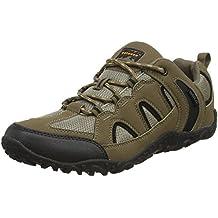 Gola Elias, Zapatillas de Senderismo para Hombre, Marrón (Brown/Black Tb), 43 EU amazon-shoes el-negro Zapatillas de senderismo