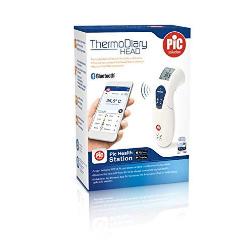 Pic Solution ThermoDiary HEAD Termometro Digitale A Infrarossi Frontale
