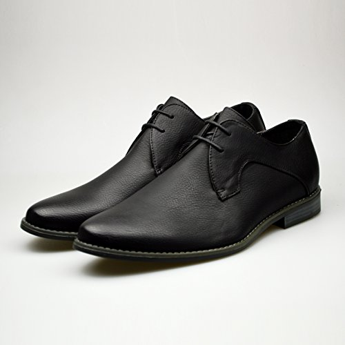 Robelli , Chaussures de ville à lacets pour homme Noir Noir Noir