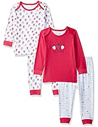 Mothercare Baby Girls' Regular Fit Clothing Set (Pack of 2)