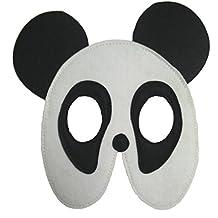 Amazones mascaras de oso panda