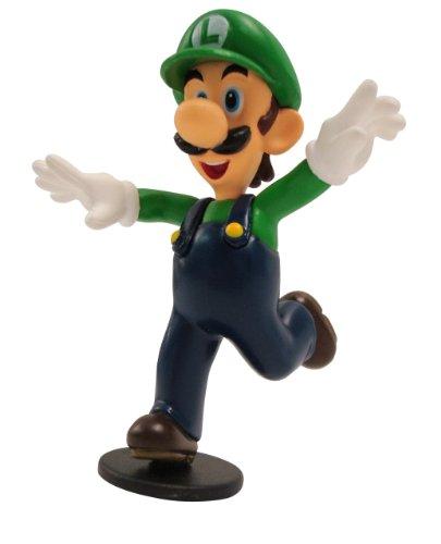 Abysse Corp. MFGNIN3 Pack 6 Figuras de Super Mario 4