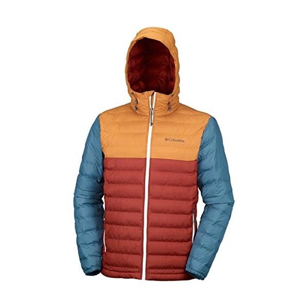 Columbia Powder Lite Hooded Jacket Chaqueta con capucha Powder Lite Hombre