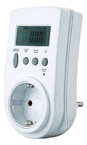 GAO EMT707CTL Compteur de consommation d'énergie avec 9 réglages d'affichage