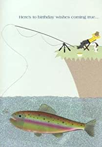 Birthday wishes man fishing papyrus birthday greetings for Fishing birthday wishes
