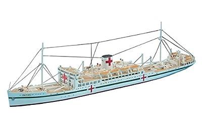 Modellsatz Hasegawa HWL502 IJN Hikawa Maru Krankenhausschiff,Maßstab 1: 700 von Hasegawa
