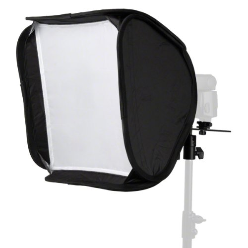 Walimex Pro Magic Softbox für Kompaktblitze (40x40 cm)
