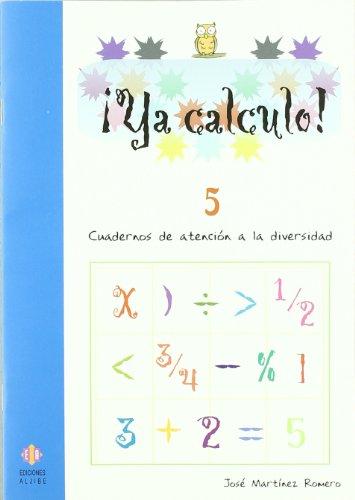 Ya calculo 5: Sumas y restas llevando: 8 por José Martínez Romero