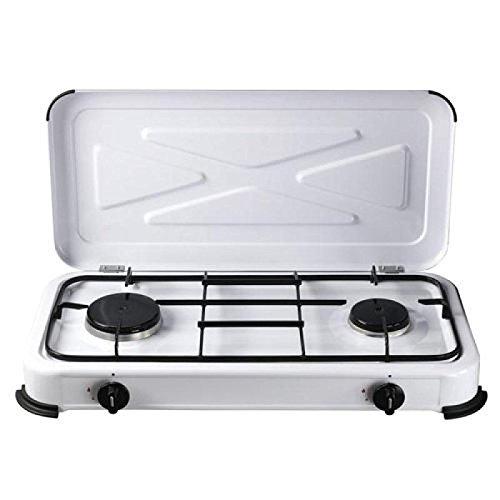 Papillon 8145045 Cocina Gas Plus 2 Fuegos