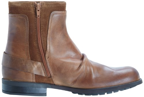 Base London Magnet, Herren Stiefel Braun - Marron (Tan Waxy/Suede)
