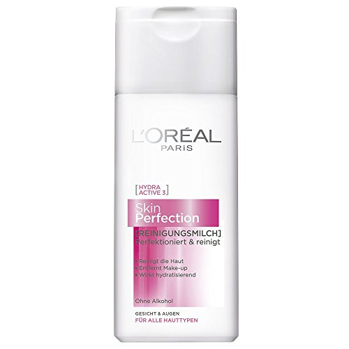LOreal Paris Reinigungscreme SkinPerfection Reinigungsmilch 200ml