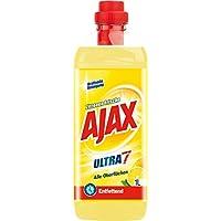 Ajax Nettoyant Ultra 7Citrons fraîcheur–1000ml–Bouteille