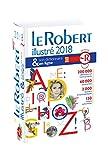Dictionnaire Le Robert illustré 2018 & son dictionnaire en ligne...