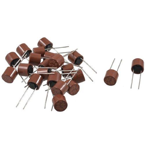 0.17 Miniatur (sourcingmap® Durchsteckmontage T2A 250V 2A Radial Minen Miniatur Micro Sicherung, 20 Stück de)