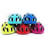 AXIANQI Kinder Sport Helm Fahrrad Reiten Helm Skateboard Skates Schutzausrüstung Schutz Helm Männer Und Frauen (Farbe : Pink, größe : S)