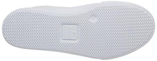 victoria Slip On Lona, Unisex-Erwachsene Sneakers Weiß (blanco)