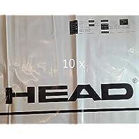 Head Bolsa de Raqueta para largueros/Raquetas de Tenis (10 Piezas)