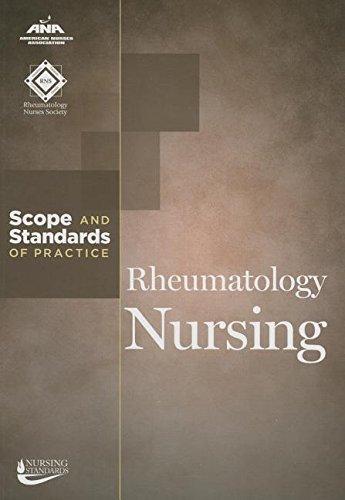 Rheumatology Nursing: Scope and Standards of Practice (American Nurses Association) by Ana (1900-01-01)