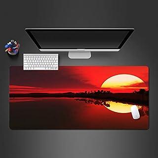Heiße kreative Leerraum-Mausunterlage vorgerückte Gummimausunterlage Computerspielzusätze Spielunterlage- Computerunterlage 700X300X2MM
