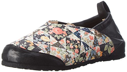 Think Damen Dufde Clogs, Schwarz (Sz/Kombi 09), 43 EU