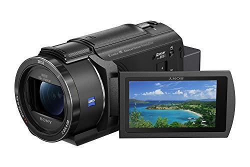 Imagen de Videocámaras 4K Sony por menos de 700 euros.