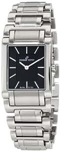 Pierre Petit Damen-Armbanduhr Laval Analog Edelstahl P-794A
