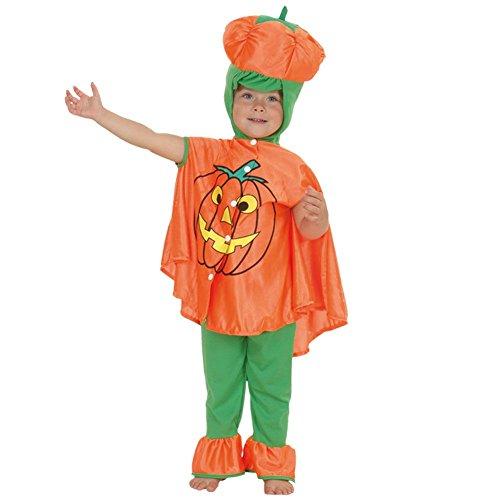Kürbis Pumpkin Umhang (Munchkins Kostüme)