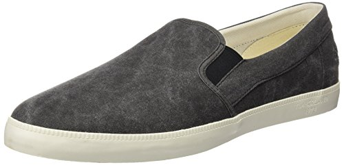 Timberland Newport Bay_Newport Bay Canvas Plain, Sneakers basses homme Noir (Black Canvas)