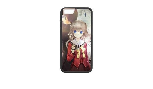 YU OTOSAKA AND NAO TOMORI CHARLOTTE ANIME cover iPhone 6 Plus 5.5 ...