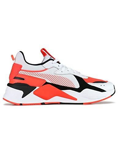 Zapatos de Hombre Zapatilla RS-X Reinvention 36957902 Blanco Naranja Puma SS 2019