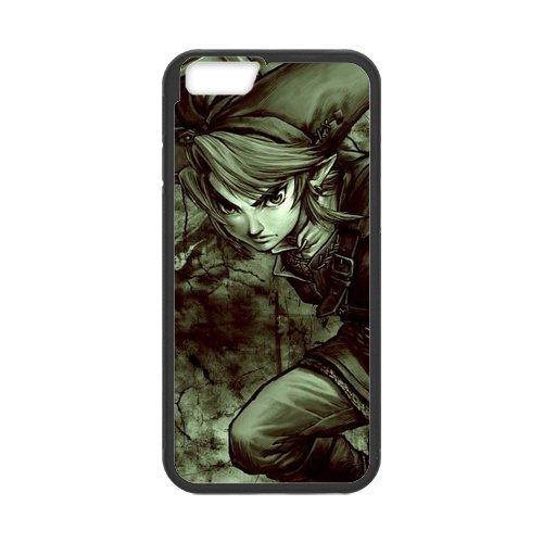 """iPhone 6S Étui, The Legend of Zelda Series Étui pour Apple iPhone 6(4,7""""inch) Case Cover Coque en silicone skin Housse Coque Shell de protection pour iPhone 66S (4.7inch)"""