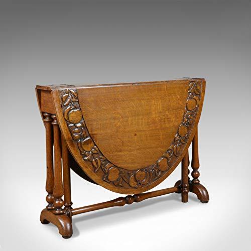 London Fine Antiques Tisch, Sutherland-Stil, Liberty-Esque, gelegentliches Zentrum, C1900
