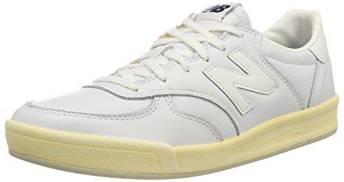 New Balance Herren CRT300 Sneaker, Weiß White Cl, 40.5 EU Cl Sneaker