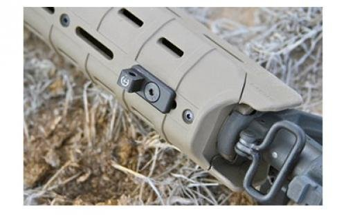 Impact Weapons Components V2 Bipod Mount Fits M-LOK & All Magpul MOE Handguards by Impact Weapons Components Fit-mount